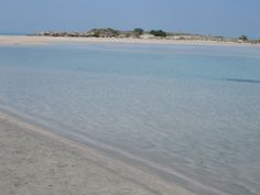 Kreta / Crete, Elafonissi