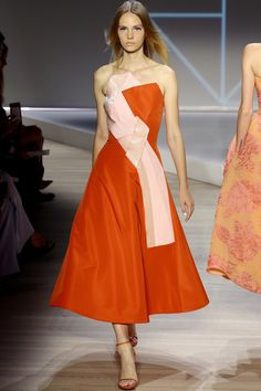 Pamella Roland Spring 2016 Ready-to-Wear Collection Photos - Vogue