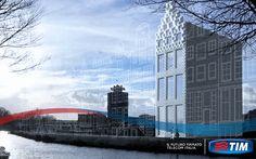 Nelle stampe 3D non c'è più nessun limite alla fantasia! L'edilizia raggiunge nuove frontiere con la realizzazione di sei edifici altrimenti impossibili da costruire http://tim.social/architettura_3D