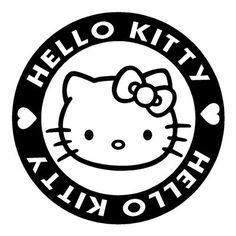 Hello Kitty Play Boy Bunny Dodge Car Logo Decal Vinyl Graphic Rear - Window decals for cars and trucksbest gambler images on pinterest hello kitty vinyl decals