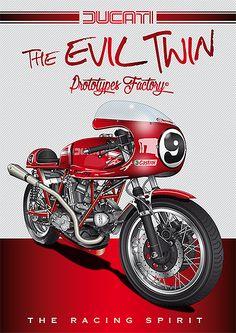 Ducati The Evil Twin