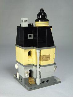 Lego® BAUANLEITUNG 10230 MINI MODULAR Anleitungen BA NEU Modulars