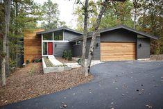 Elegant Mid Century Modern   Midcentury   Exterior   Grand Rapids   By New Urban  Home