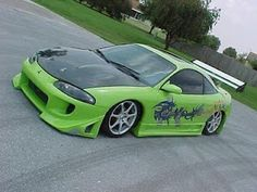 Mitsubishi Eclipse from The Fast & The Furious