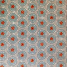 Hothouse Dots in Blue