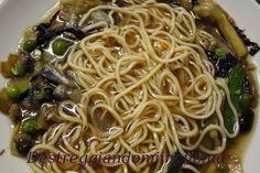 Destreggiandomi in cucina: Zuppa di noodles