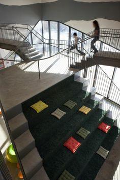 Studio Gang Architects | SOS Children's Villages Lavezzorio Community Center