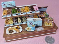 Chobiko's miniature foods