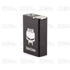 The Remi Box Mod by Vaping Outlaws. Beauty and brawn, the Remi encompasses everything that you would want in a box mod. Available to you in two different sizes, 18650 and 18500, the Remi is powered by dual parallel batteries and delivers a powerful vape every time. Please Note: This is a mechanical box mod and so should only be used by those who have an understanding of how to use these types of advanced e-cig devices. This is not a device for a beginner user. Two Batteries Not Included