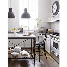 French Kitchen Island in Dining, Kitchen Tables   Crate and Barrel
