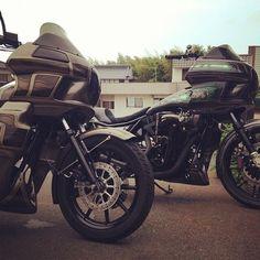 FXRT. Great bikes.