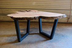 Redwood Burl Slab, FW022512  