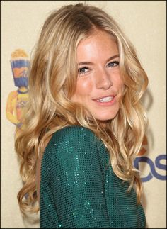 sienna miller hairstyle long - Google Search