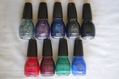 Sinful Colors glitter nail polish en colores brillantes con brillantina . haz tu pedido en www.questra-i.com/etpn. Danos like en facebook.com/empiezatupropionegocio