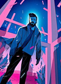 Rune Fisker / The Leftovers / The New Yorker Illustrations, Illustration Art, The Leftovers Hbo, Character Inspiration, Character Design, Film World, 1080p Wallpaper, Wallpapers, The New Yorker