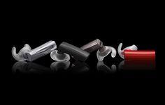 ERA ergonomic bluetooth headset by jawbone - designboom | architecture & design magazine