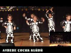 İskelet Dansı, 5 Yaş Hatice Öğretmen (30.06.2013 Pazar) - YouTube