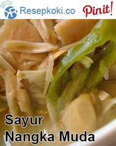 Resep Sayur Nangka Kampung