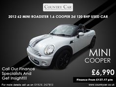 Used MINI cars in Warwick from Country Car Classic Mini, Classic Cars, Mini Uk, Mini Cars For Sale, Amazing Cars, Supercar, Used Cars, Automobile