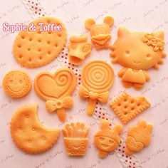 Baked Biscuits Cabochons | por Sophie & Toffee