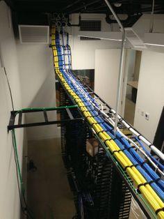 12 Best Server Room Images Server Rack Cable Management