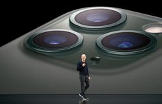 Apple Debuts Triple-Cam iPhone, New iPad, and Aggressively Priced Game and TV Services – and Technology Apple Tv, Apple Watch, Apple Maps, Application Tv, Keynote Apple, Galaxy Note, Nouveau Iphone, Iphone Event, Iphone Hacks