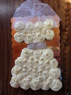 Wedding Engagement Ring Cupcake Cake Cupcake Cakes