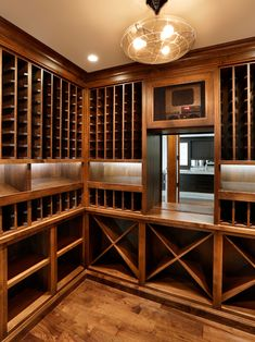 Wine Shelves Wine Storage Under Cabinet Lighting Wine Wall Wine Rooms Pot Lights Wine Cellars Custom Shelving Hardwood Floors & Contemporary-Restaurant-Wine-Storage-Furniture-Design-Glass-House ...