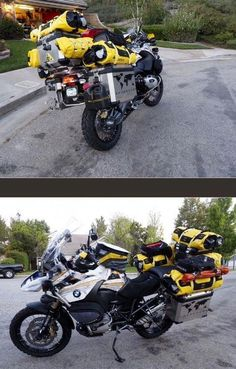 This bike definitely could use some Gs 1200 Adventure, Off Road Adventure, Adventure Tours, Trail Motorcycle, Motorcycle Travel, Motorcycle Adventure, Motorcycle Bags, Girl Motorcycle, Motorcycle Quotes