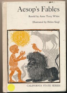 DEsope livre grec morale histoires pour enfants par merrirose
