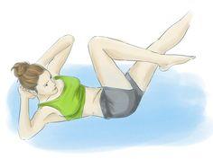 1ère méthode - Les changements de régime alimentaire / 2e méthode - Les exercices ciblés / 3e méthode - Les intervalles / 4e méthode - Le criss-cross abdominal
