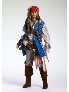 Captain Jack   Tonner Doll Company