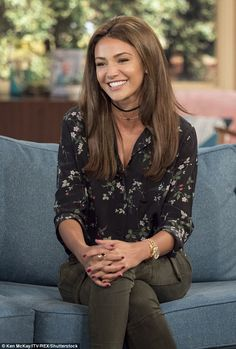 Winning over the nation: Michelle Keegan's latest role in BBC drama Our Girl has…