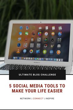 5 Social Media Tools to Make Your Life Easier Your Life, Challenges, Social Media, Posts, Make It Yourself, Easy, Blog, Fun, How To Make