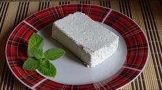 Как сделать фету из козьего молока. Домашний сыр.
