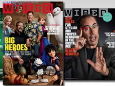 FREE Subscription to Wired Magazine (US only)