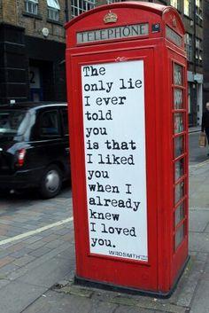 #london #quote