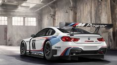 The BMW M6 GT3 And Competition Editions Get M Stripes, Lots Of M Stripes