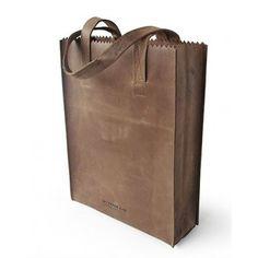 ::MY PAPER BAG:: Long handle Original Zipper. #mypaperbag #bag