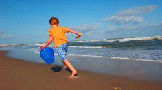 Best Beach In America l No. 4 Ocracoke Lifeguarded Beach l Dr. Beach's List l Outer Banks, NC l www.CarolinaDesigns.com