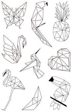 410 Ideas De 3d Disenos De Unas Arte Geométrico Dibujo Geométrico