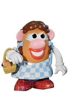 Mr. Potato Head The Wizard of Oz Dorothy Mrs. Potato Head