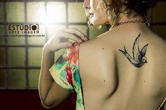 Beauty end tattoo