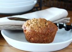 Recipe of the Day: Banana Butterscotch Muffins