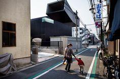 architecture mini maison tokyo 08 Larchitecture étrange de maisons à Tokyo