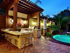"""Get fantastic suggestions on """"Outdoor Kitchen Appliances counter tops"""". They… Get fantastic suggestions on """"Outdoor Kitchen Appliances counter tops"""". They are offered for you on our internet site. Simple Outdoor Kitchen, Outdoor Kitchen Bars, Backyard Kitchen, Basic Kitchen, Outdoor Kitchen Design, Kitchen Decor, Kitchen Ideas, Outdoor Kitchens, Backyard Bbq"""