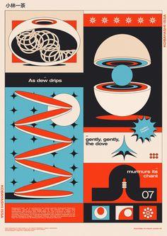 Diego L. Rodríguez on Behance Graphic Design Posters, Graphic Design Illustration, Graphic Design Inspiration, Digital Illustration, Design Reference, Art Reference, Poster On, Poster Prints, Freelance Illustrator