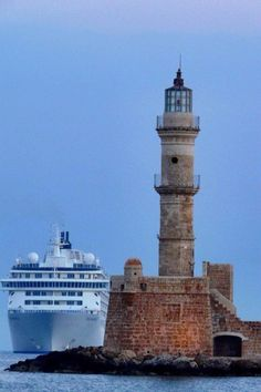 Chania, #Crete #Greece