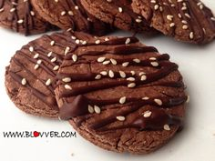 Receta Deliciosa y Saludable, Galletas de avena y chocolate