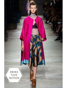 os Achados | Moda | O verão do Dries Van Noten